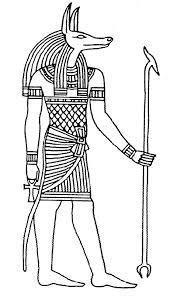 imagenes egipcias para imprimir mitología egipcia 103 dioses y diosas páginas para colorear