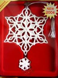 2017 lenox snow fantasies snowflake ornament 23rd in series