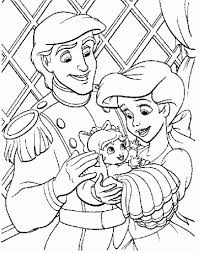 brilliant ariel coloring pages free intended to inspire to color