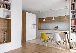les cuisine les cuisines modernes chêne blanc mat mosaïque carrelage mural