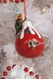 i these birdhouse tree ornaments stargazer00 has found some
