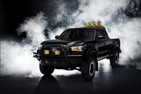 widebody truck dub magazine 2016 back to the future toyota tacoma concept