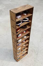 Shelf Organizer by Wall Organizer Sunglasses Glasses 3d Storage Shelf Case Holder