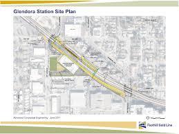 Usc Parking Map Glendora Foothill Gold Line