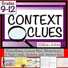 best 25 context clues exercises ideas on pinterest vocabulary
