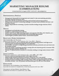 Marketing Manager Resume Template Insurance Agent Resume Sample Resume Companion
