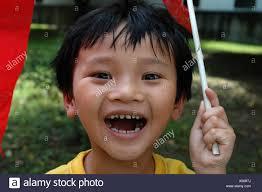 Taiwan Country Flag Painet Ja0763 Boy Kid Child Taiwan Kindergarten Children Kids