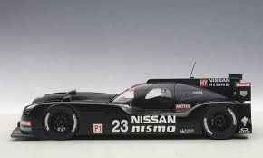 car nissan black highly detailed autoart nissan gt r lm nismo 2015 black test car