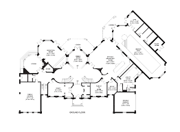 brick home floor plans house a newly built 18 000 square foot brick mansion