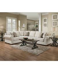 Upholstery Sectional Sofa Sweet Deal On Simmons Upholstery Gavin Sectional Sofa