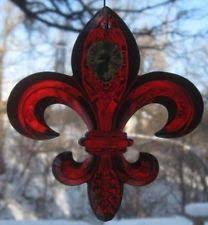 waterford fleur de lis ornament ebay