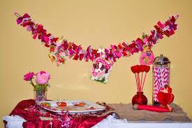 s day ribbon garland colorful