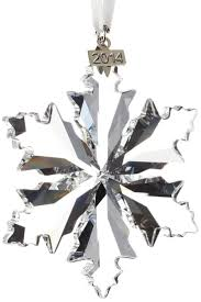 Swarovski Christmas Ornaments 2015 Costco by 27 Best Swarovski Stars U0026 Snowflakes Images On Pinterest