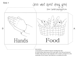 jesus feeds 5000 kids bible story clip art library