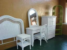 white wicker furniture for sale find wicker bedroom furniture indoor