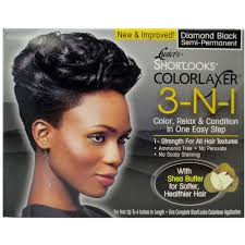 lusters shortlooks colorlaxer 3 in 1 semipermanent hair color no