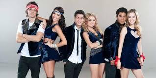 Rebelde - Show da banda Rebeldes em São Paulo foi um sucesso ...