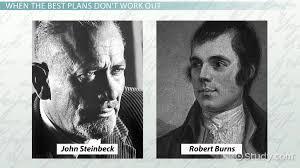 author john steinbeck u0026 of mice and men study com