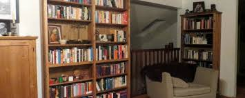 how to make a folding secret door bookcase man made diy