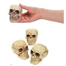 Halloween Skull Decorations Foam Skull Ebay