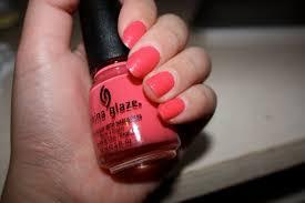buy china glaze nail polish summer rain 14ml in cheap price on