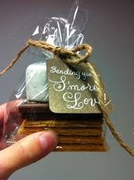party favor ideas for wedding s more party favors diy cozy home