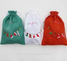 drawstring gift bags christmas drawstring gift bags linen laundry bag buy christmas