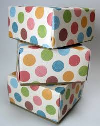 polka dot boxes hjh designs things worth doing are worth doing well