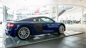 Audi R8 All Black - this all new audi exclusive r8 v10 is dressed to impress