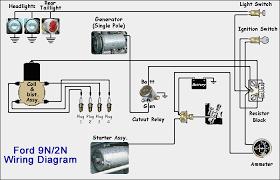 ford 9n 12v wiring diagram ford wiring diagrams instruction