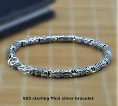 man silver bangle bracelet images 5mm 925 silver bracelets for men omline mall jpg