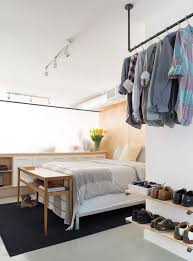 bed in closet ideas 29 cool makeshift closet ideas for any home digsdigs