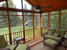 rustic porch with screened porch in mc farland wi zillow digs