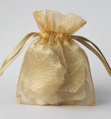 gold favor bags 100 gold organza bags sheer favor bags organza jewelry bags