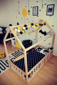 Batman Toddler Bed Batman Room Idea Children Bed Toddler Bed House Bed Kids