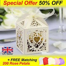 wedding gift boxes uk cake gift boxes ebay