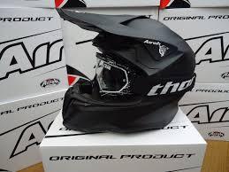 thor motocross helmets new 2016 airoh twist matt black helmet thor goggles motocross