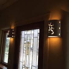 Southwestern Sconces Southwestern Lights Gecko Wall Sconce Outside Wall Light