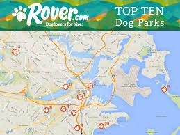 Map Of Cambridge Ma Top 10 Boston Dog Parks Rover Blog