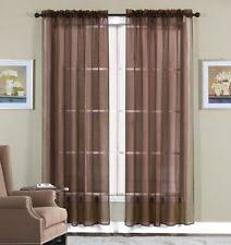 french country curtains drapes u0026 valances with sheer fabric ebay