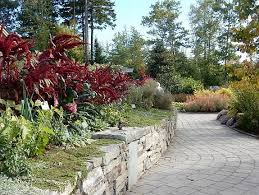 Botanical Garden Maine Maine In Bloom Experience A Variety Of Maritime Gardens