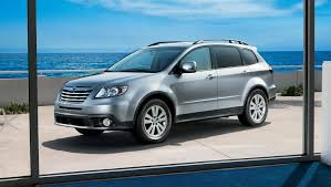 subaru suv sport buying used does a subaru tribeca or volkswagen touareg offer
