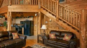 immaculate luxury log cabin youtube