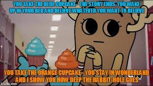 Amazing World Of Gumball Meme - matrix cupcakes the amazing world of gumball know your meme