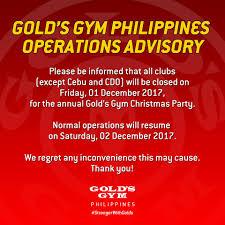 gold u0027s gym philippines home facebook