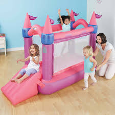 little tikes girls bed princess bouncer little tikes