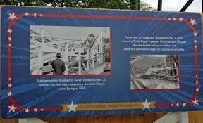 Little Dipper Flag Newsplusnotes Scott And Carol Present Six Flags Great America U0027s