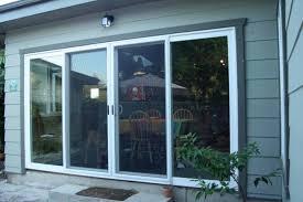 Alside Patio Doors Amazing 3 Panel Sliding Patio Door Alside Products Windows