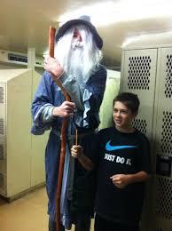 Gandalf Halloween Costume Halloween Food Costumes