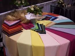 table linens rentals omega design events table linen rentals are for a variety